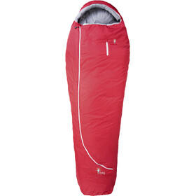 Grüezi-Bag Biopod Wool Zero Sac de couchage Normal, tango red